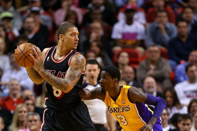 Lakers News: Latest on Michael Beasley Workout and More