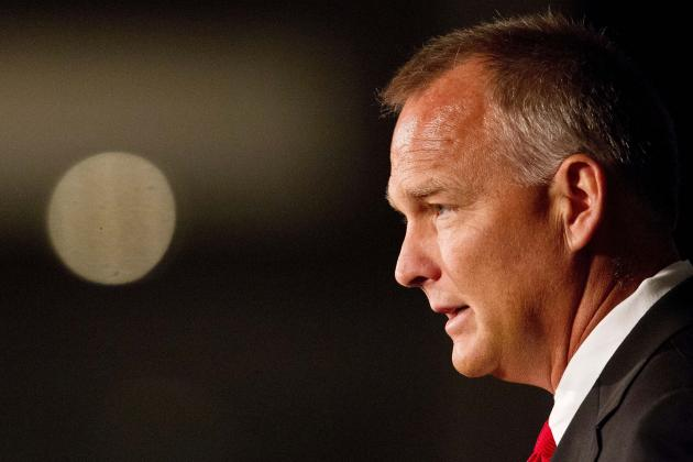 Richt Doesn't Think UGA Has Discipline Problem