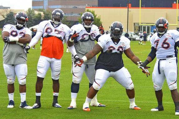 Denver Broncos Are Loaded with Talent at Defensive Tackle