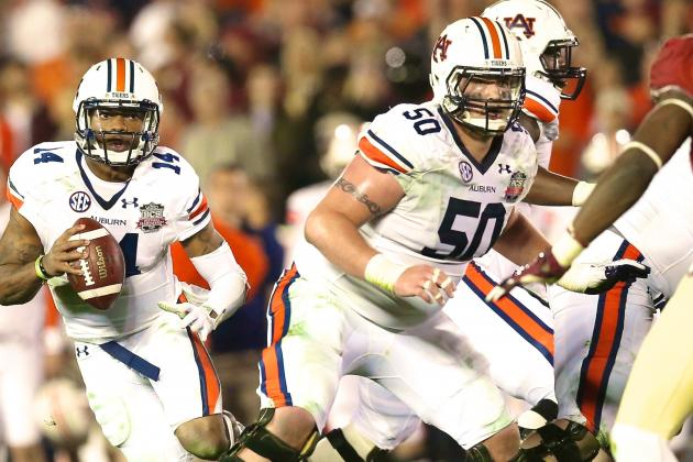 Auburn Football: True Strength of Gus Malzahn's Offense Is in the Trenches
