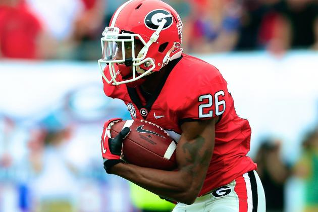 Malcolm Mitchell Injury: Updates on Georgia WR's Knee and Return