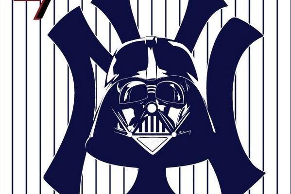 Designer Mixes All 30 MLB Teams with Star Wars Characters