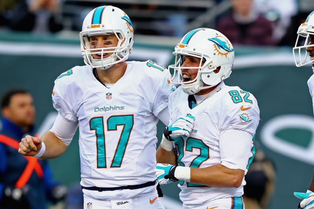 Camp Report: Dolphins Offense Has Growing Pains