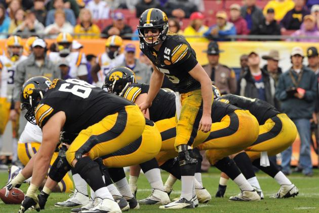 Rick Brown: Starting Unranked a Blessing for Ferentz's Hawkeyes