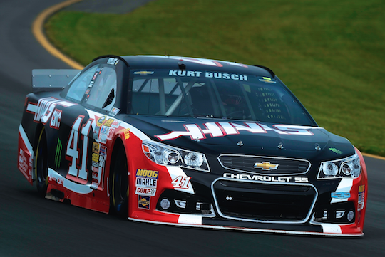 NASCAR at Pocono 2014 Qualifying Results: Live Leaderboard Updates