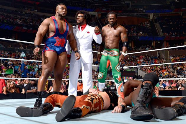 WWE's Tag Team Division Is Heading in Right Direction
