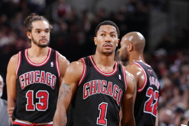 How Chicago Bulls' Scheme and Ceiling Adjust to Derrick Rose's Return