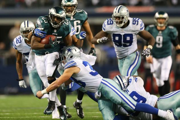 Eagles' LeSean McCoy: 'I Own Dallas'