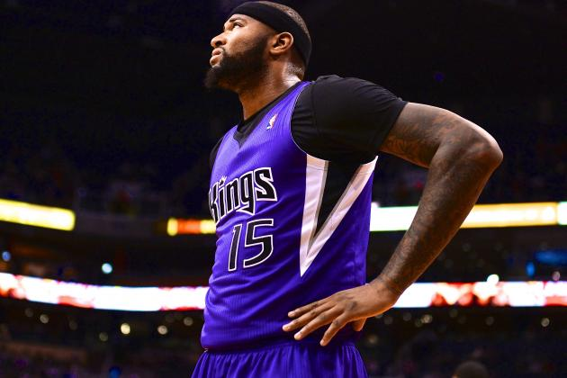 Will DeMarcus Cousins' Reputation Ever Recover If He's Left off FIBA Roster?
