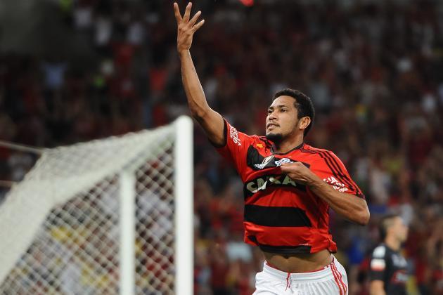 Hernane pode deixar o Flamengo