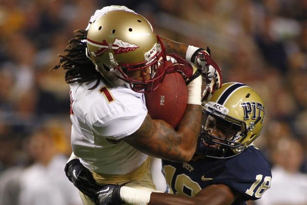 Pitt Cornerback Titus Howard Suspended for 2014 Season