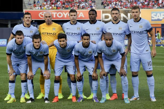 Manchester City vs. Olympiacos: Previewing City's ICC Group-Stage Finale