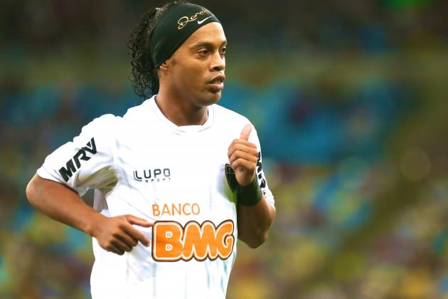 Ronaldinho Gaucho Vows to Extend Career: Where Can Former Brazil Star Turn?