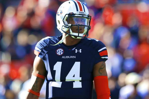 Nick Marshall Will Not Start Auburn's 2014 Season Opener vs. Arkansas