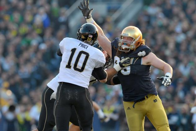 Notre Dame Football: Springmann Loss Increases Burden on Young DTs