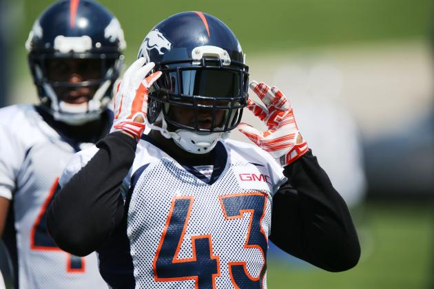 T.J. Ward, Broncos Safety, Ranked No. 3 Strong Safety in Madden NFL 15