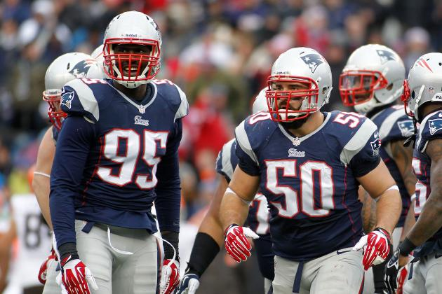 Forecasting New England Patriots Defensive Line Competition and Depth Chart