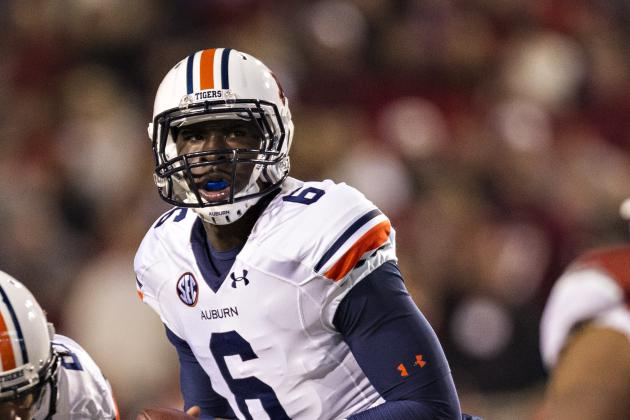 Auburn Quarterback Jeremy Johnson Will Start Against Arkansas