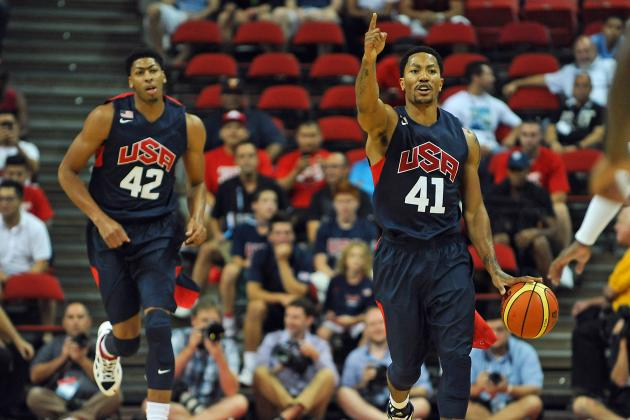 Team USA Basketball Scrimmage: Score and Twitter Reaction from Blue vs. White