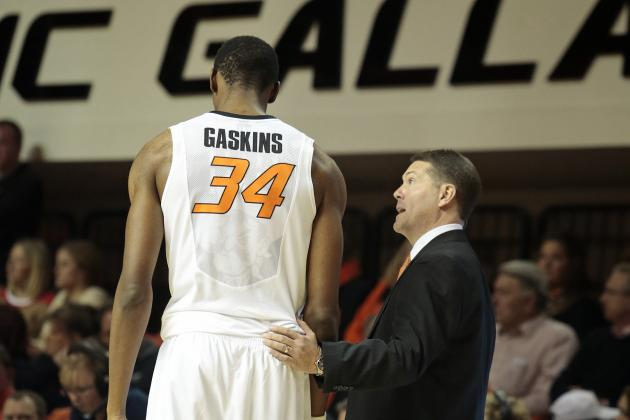 Report: Oklahoma State Center Gary Gaskins Expected to Transfer