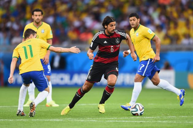 Arsenal Transfer News: Latest on Sami Khedira and Key Summer Deals