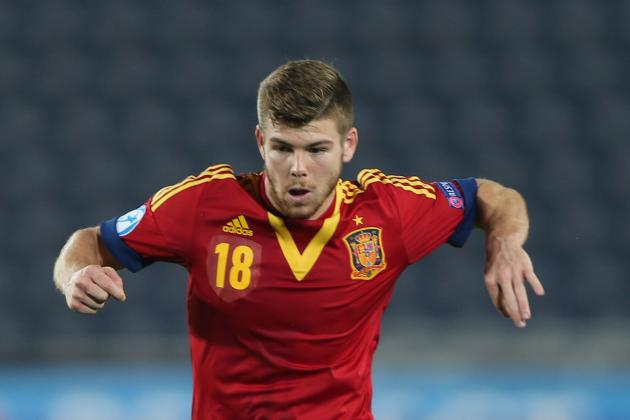 Liverpool Transfer News: Latest Alberto Moreno Rumours and Top Reds Targets