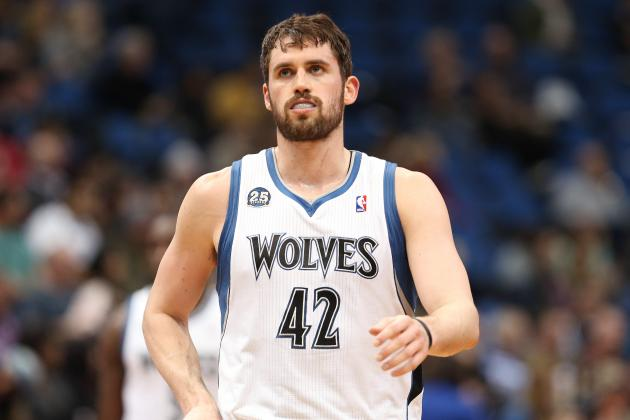 NBA Rumors: Latest on Kevin Love, Michael Beasley and More Buzz