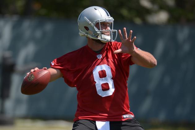 How Matt Schaub's 'Mojo' Can Make the Oakland Raiders a Winning Team in 2014