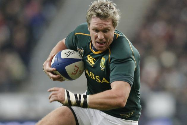 Springboks Name Team for Castle Lager Rugby Championship