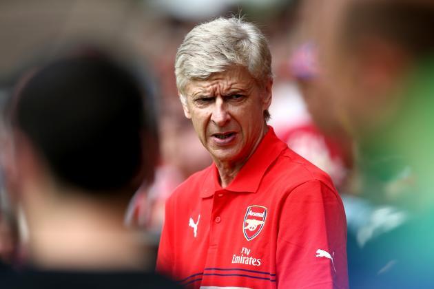 Arsenal Transfer News: Expensive Targets Rumoured to Be on Arsene Wenger's Radar