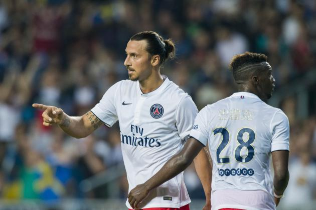 PSG vs. Guingamp: Score, Report & Reaction for Trophee des Champions