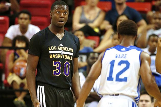 NBA Draft Expert's Notebook: What Can LA Lakers Expect from Julius Randle?