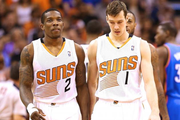 Is Eric Bledsoe Saga About to Sink Phoenix Suns' Chemistry?