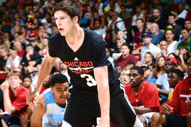 Why Doug McDermott Will Help Derrick Rose and Chicago Bulls Right Away