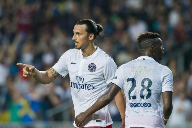 PSG vs. Guingamp: Winners and Losers from Trophee Des Champions