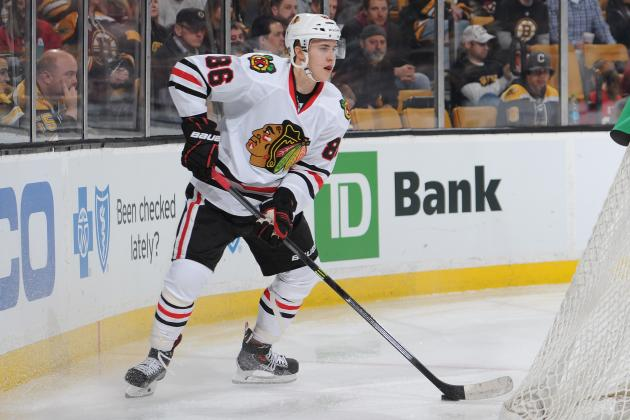 Will Teuvo Teravainen Make the Chicago Blackhawks Roster in 2014-15?