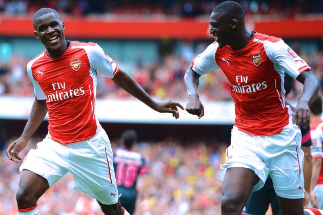 Arsenal vs. Benfica: Score, Report & Reaction for Emirates Cup