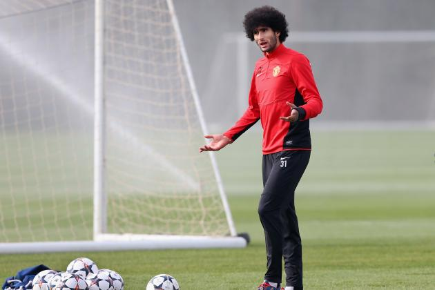 Manchester United Transfer News: Devils Shouldn't Give Up on Marouane Fellaini