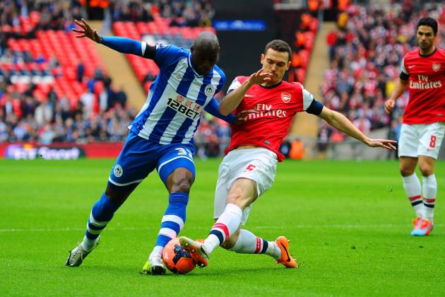 Arsenal Transfer News: Thomas Vermaelen Sale Would Be Risky for Gunners