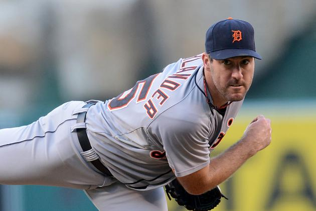 Detroit Tigers: Why Justin Verlander Is the Key to a Deep Playoff Run