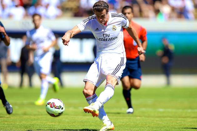 Real Madrid vs. Manchester United: Live Score, Highlights for Champions Cup