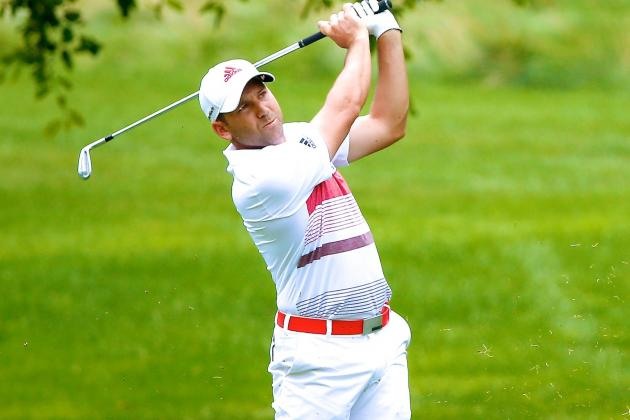 WGC Bridgestone Invitational 2014 Leaderboard: Day 3 Scores and Results