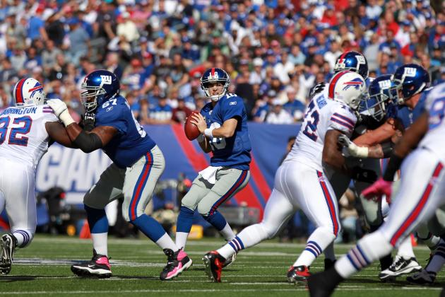 Giants vs. Bills: What to Watch for in Sunday's Hall of Fame Game