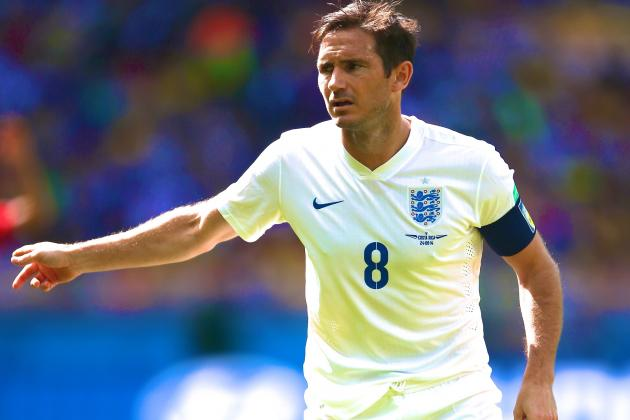 Frank Lampard to Manchester City: Latest Loan Details, Reaction and More