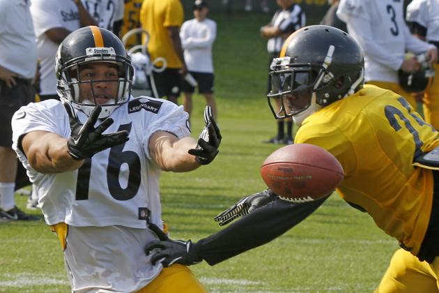 Steelers Camp Report: Day 7