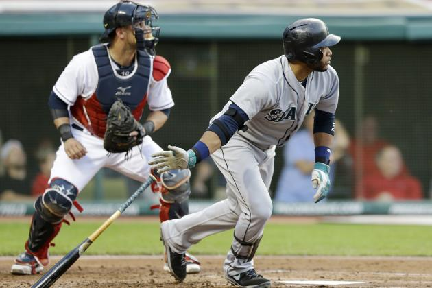 Mariners' Robinson Cano Hits 400th Double of Career