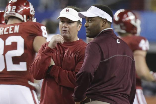 Bob Stoops Says Kevin Sumlin Has Not Called Him Yet