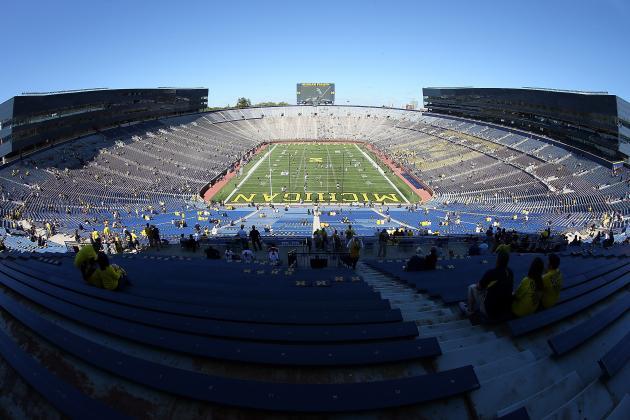 Big House Sets U.S. Soccer Attendance Mark