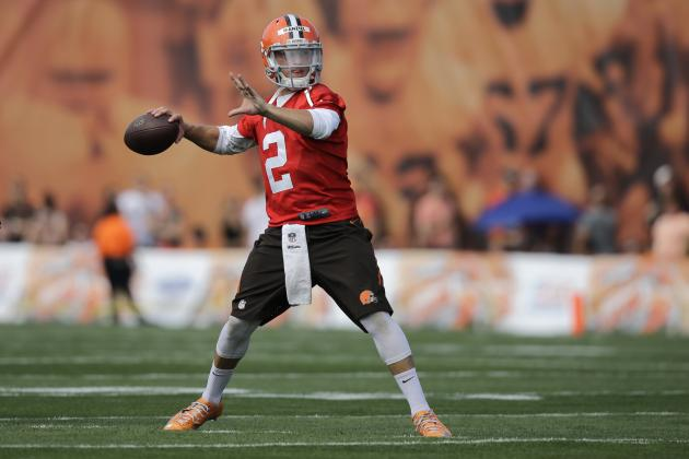 Johnny Manziel Is Worth the Risk in Fantasy Football Drafts