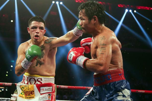 Brandon Rios vs. Diego Chaves: Live Round-by-Round Results and Highlights